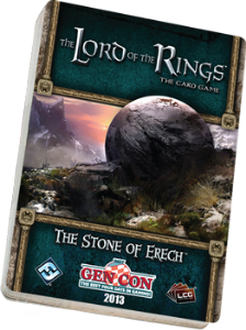 Lord of the Rings : The Card Game - Standalone Quest - Stone of Erech